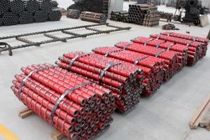 西安钻机配件地质钻杆钻头的保养方法