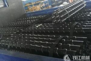 煤矿井下肋骨钻杆的设计与应用