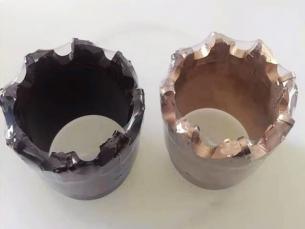 pdc取芯钻头复合片钻头