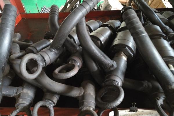钻机配件 钻机水龙头